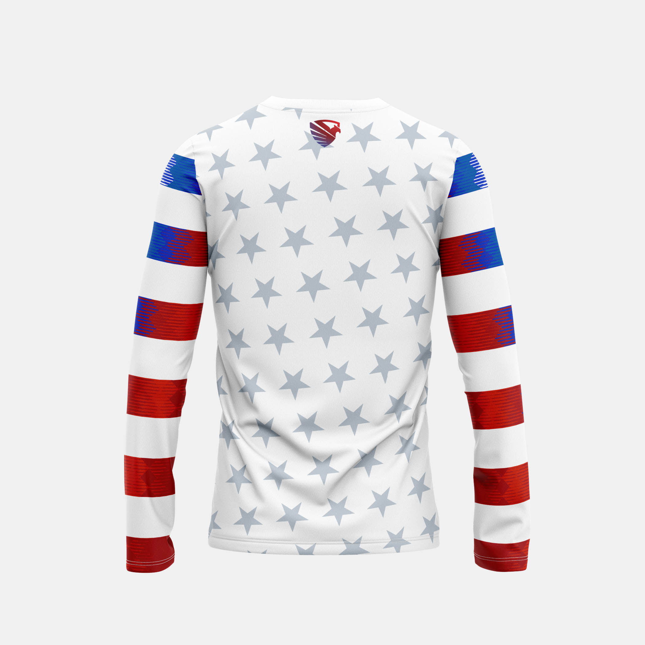 Freedom Mens LS Back View