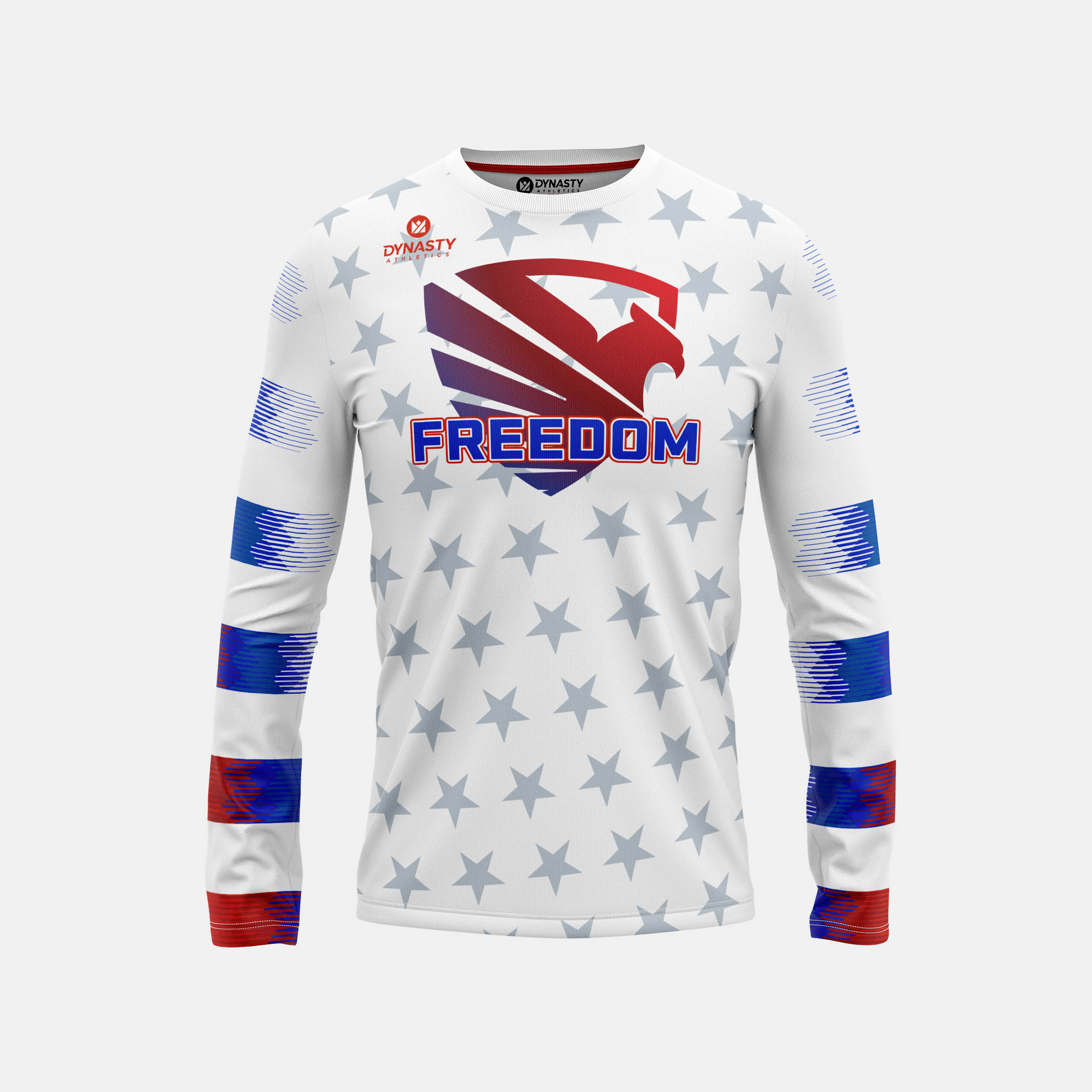 Freedom Mens LS Front View