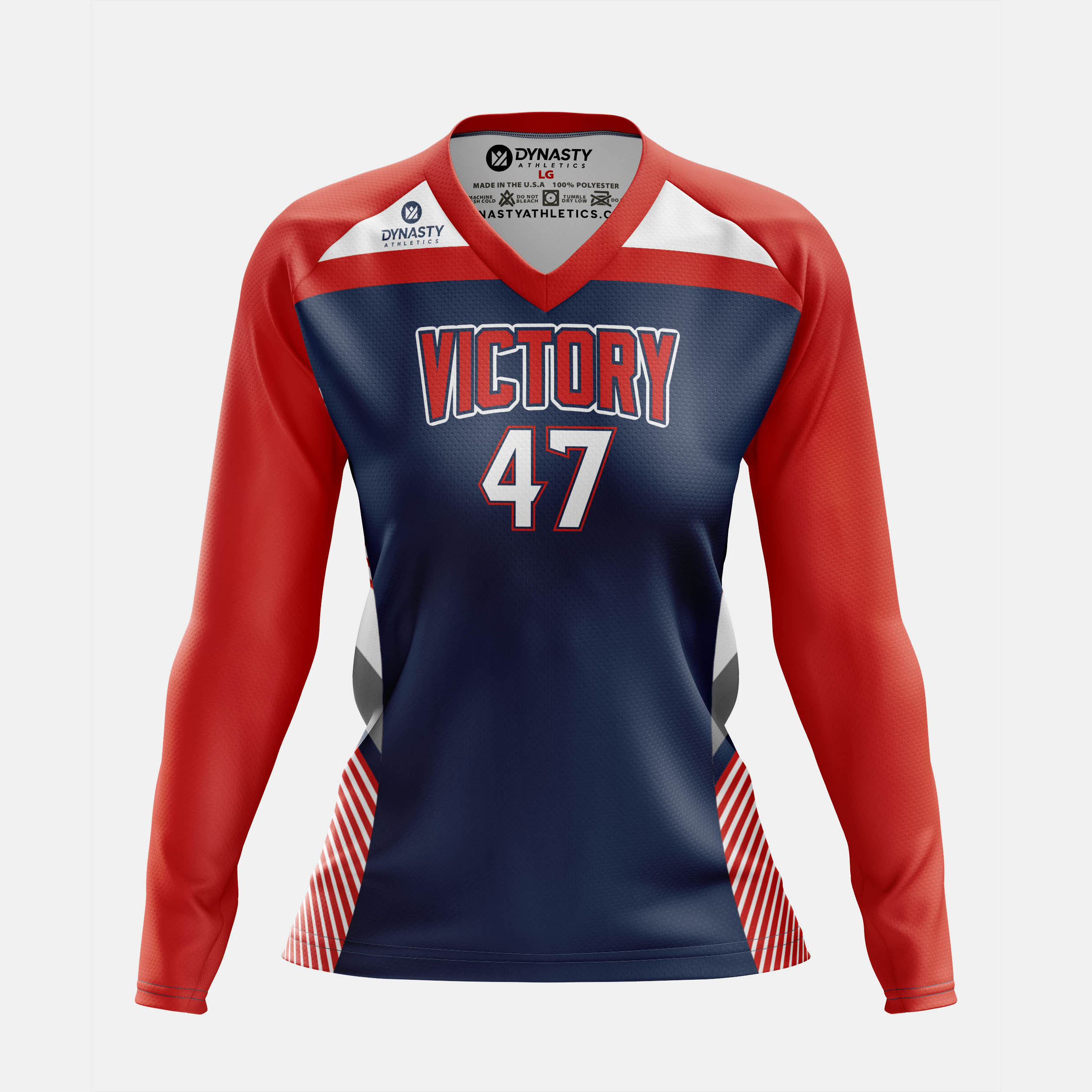 Victory Womens LS Front View