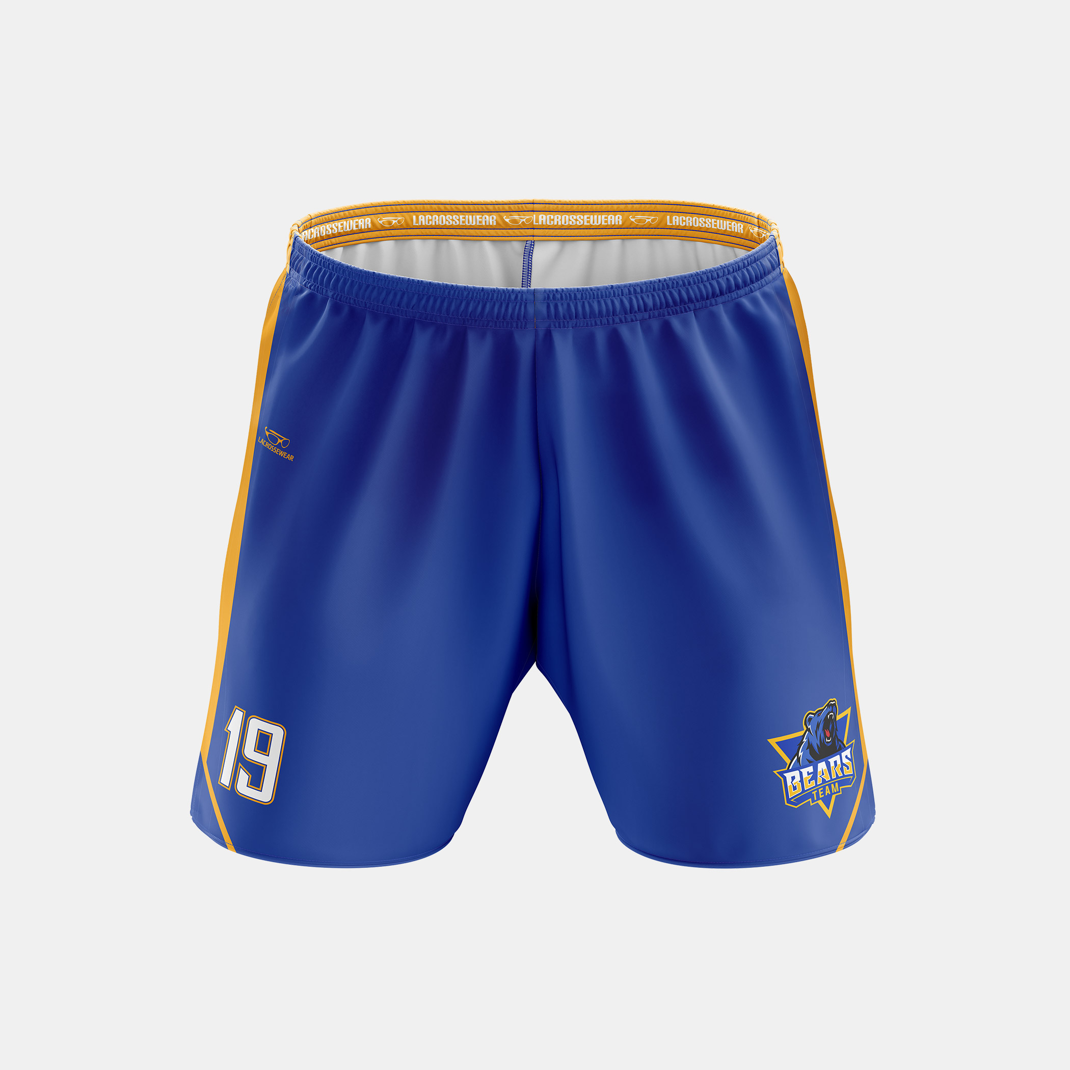 Bears Shorts Front View