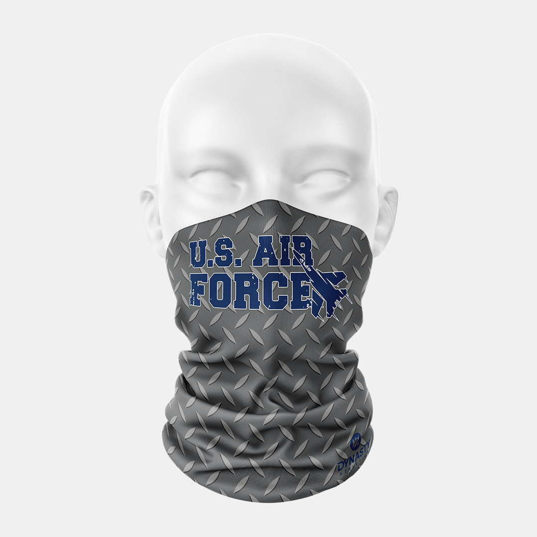 Lacrossewear Sublimated Gaiter Airforce2