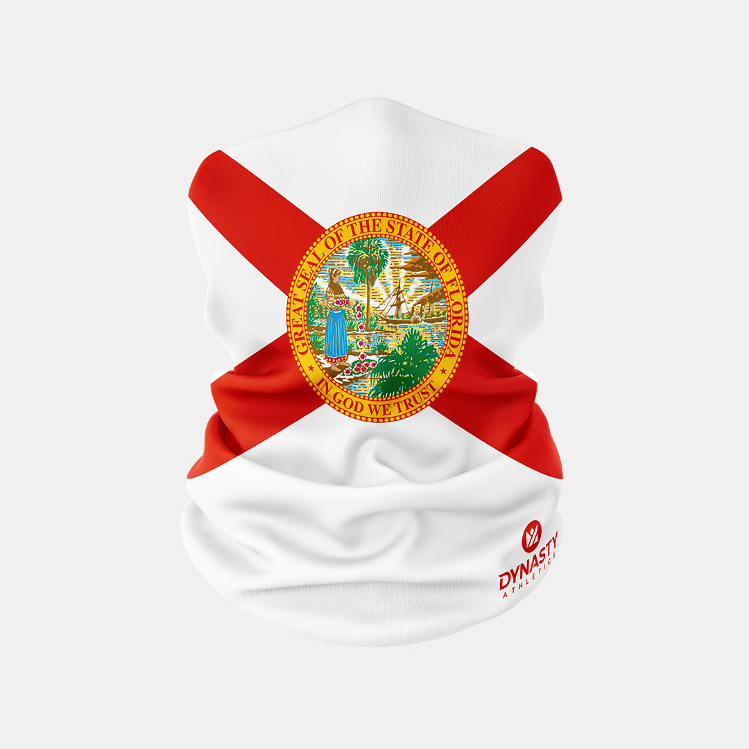 Lacrossewear Sublimated Gaiter FL Flag