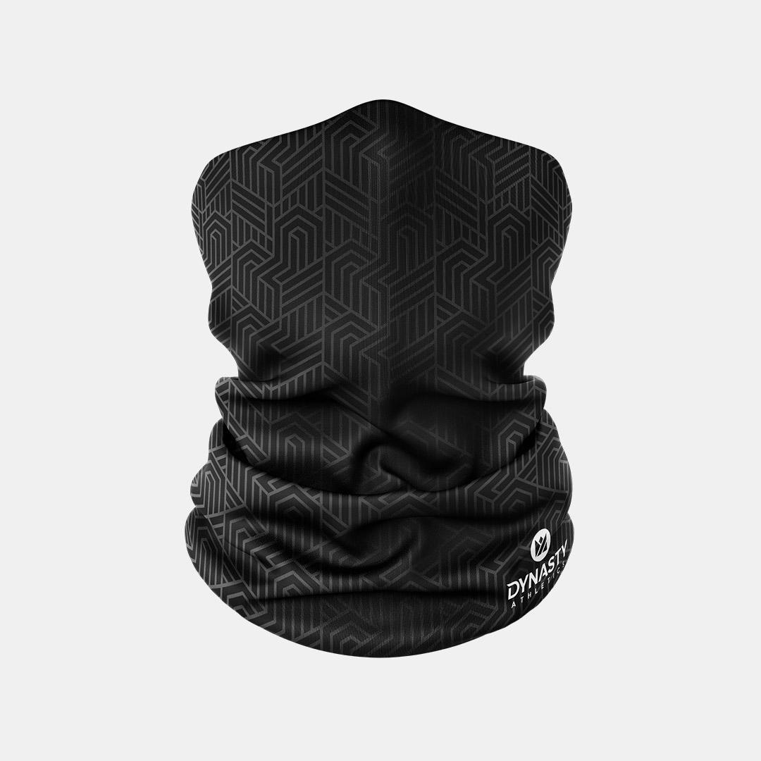 Lacrossewear Sublimated Gaiter Monochrome