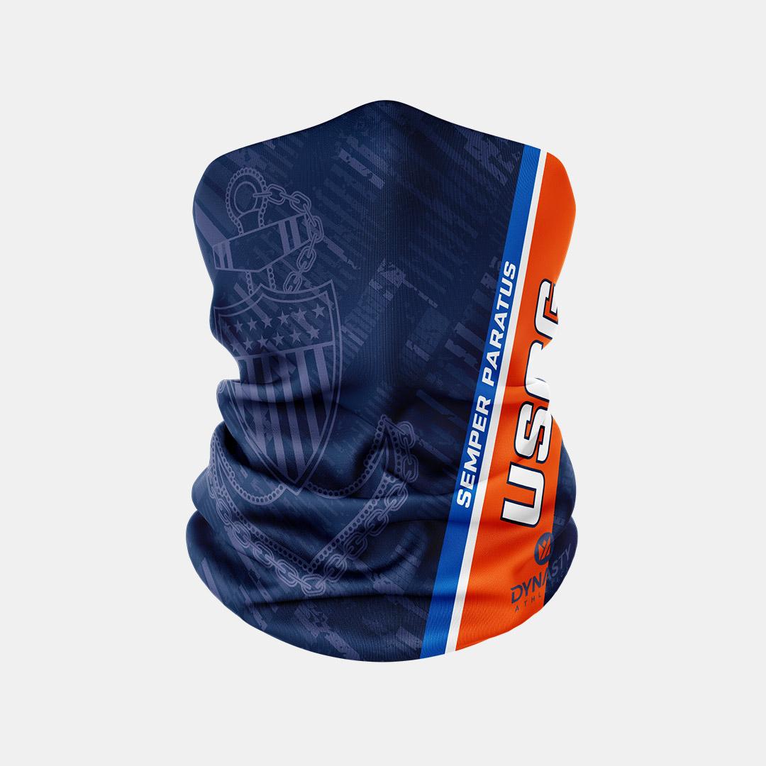Lacrossewear Sublimated Gaiter USCG