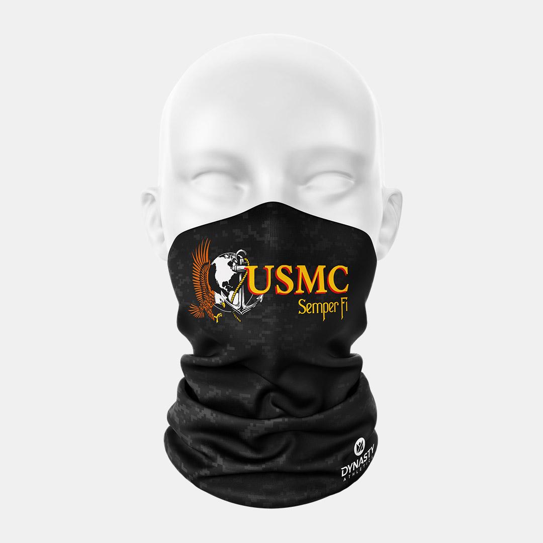 Lacrossewear Sublimated Gaiter USMC2