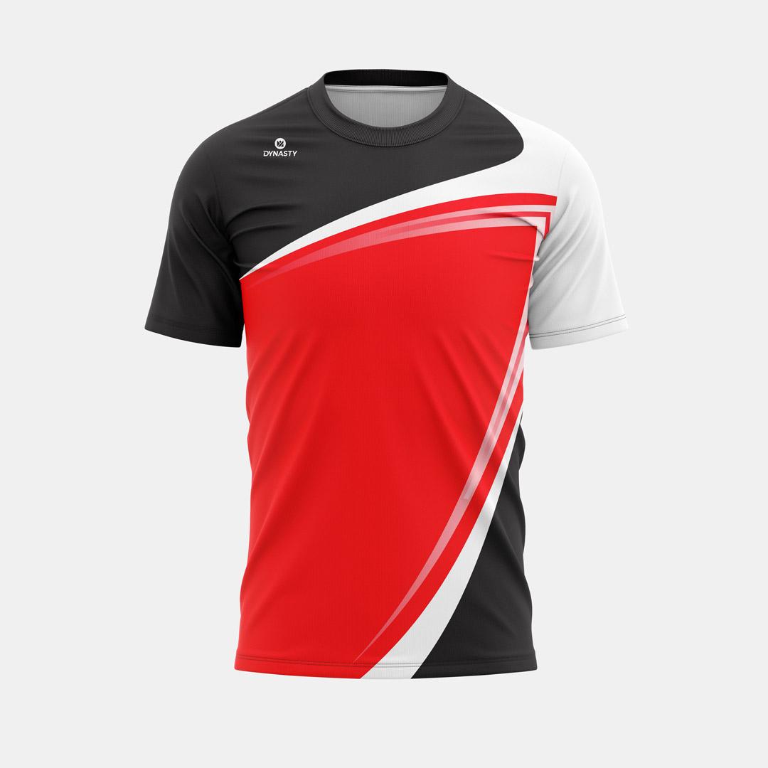 Lacrossewear Sublimated Shirt Random1 Front