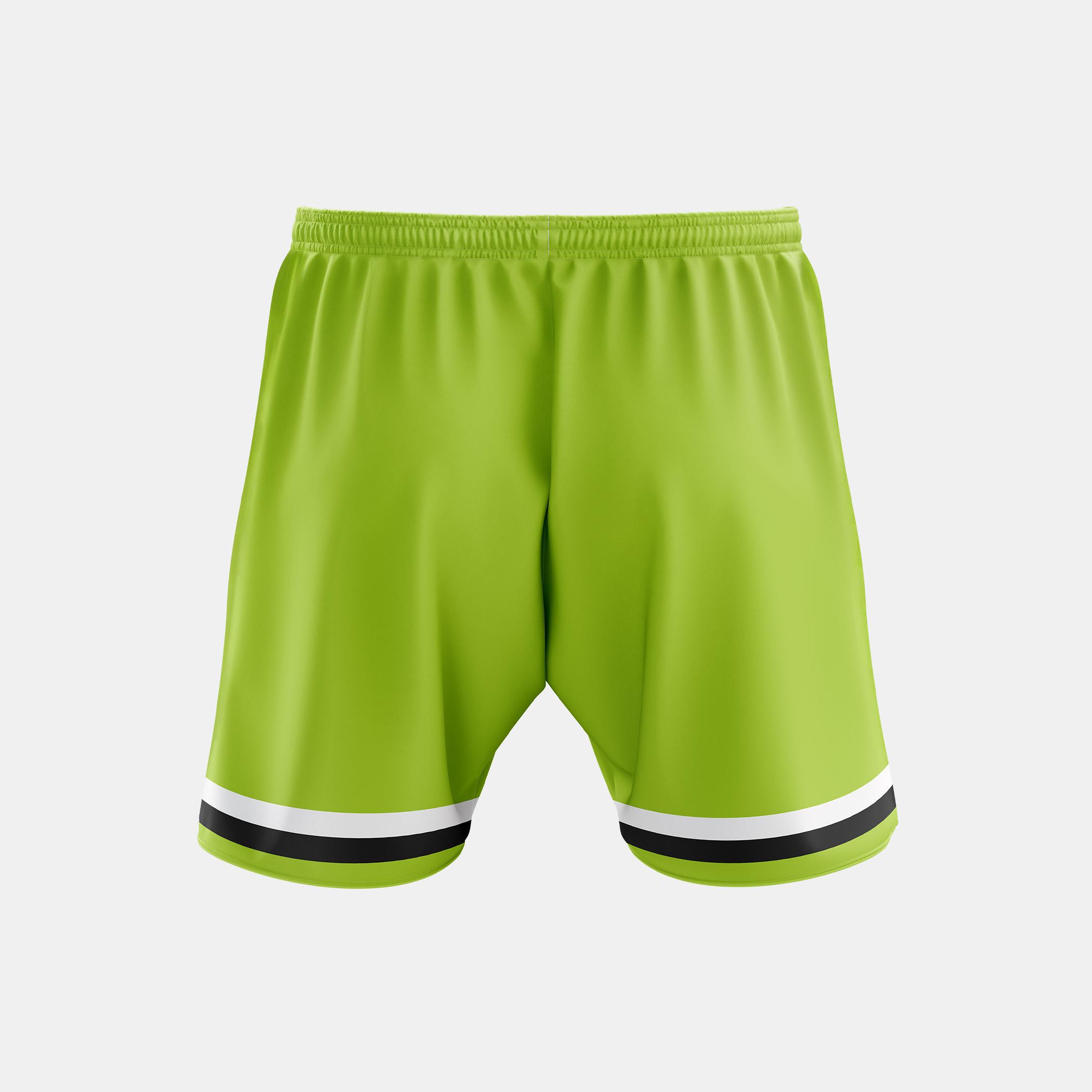 Holigans Shorts Back View