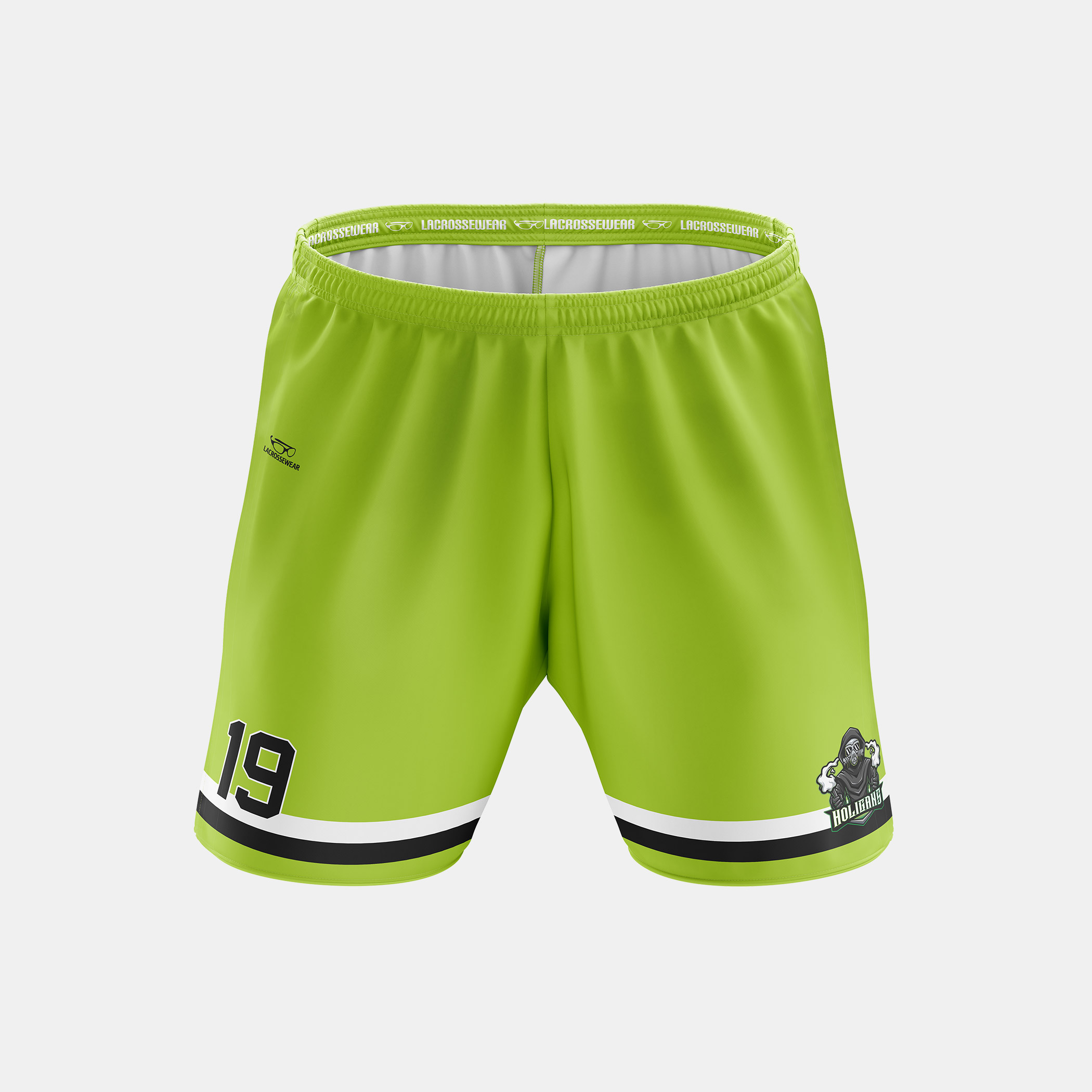 Holigans Shorts Front View