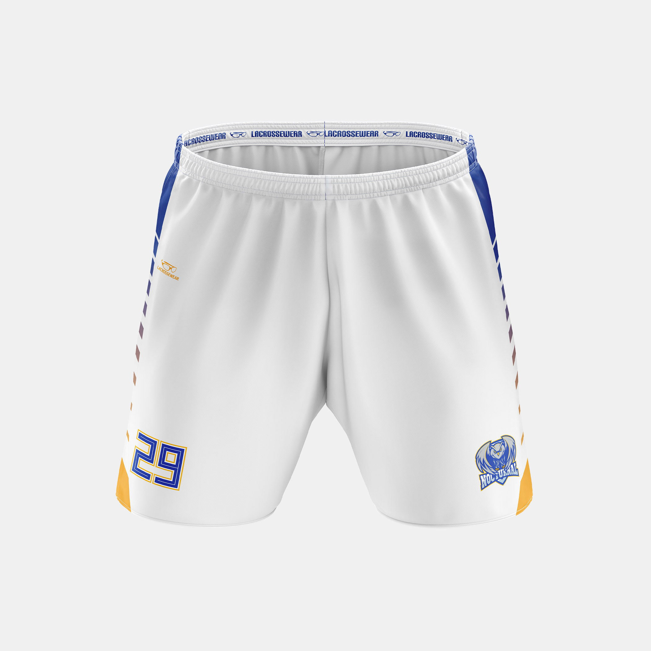 Nocturnal Shorts Front View
