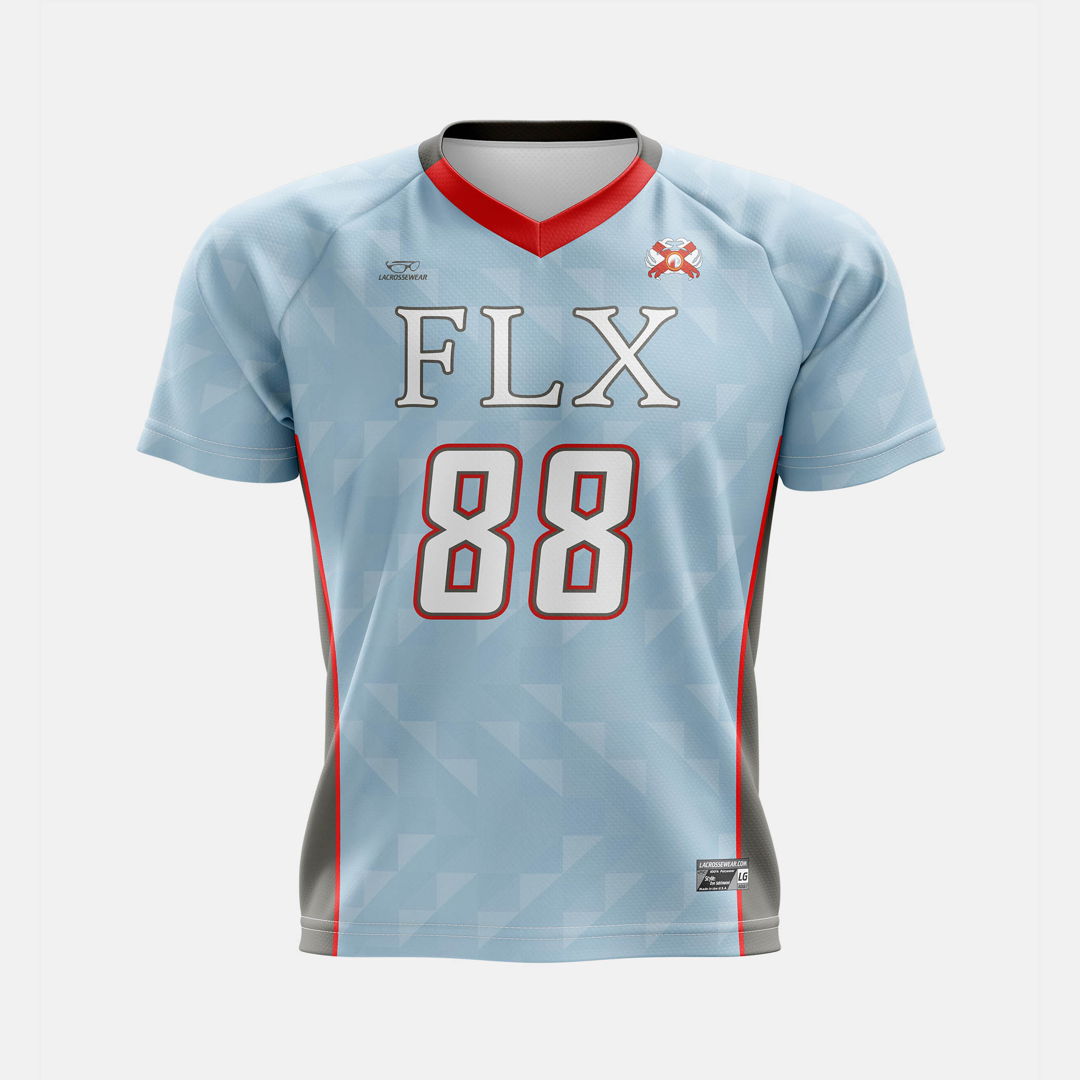 Prototype Jersey Blue Front