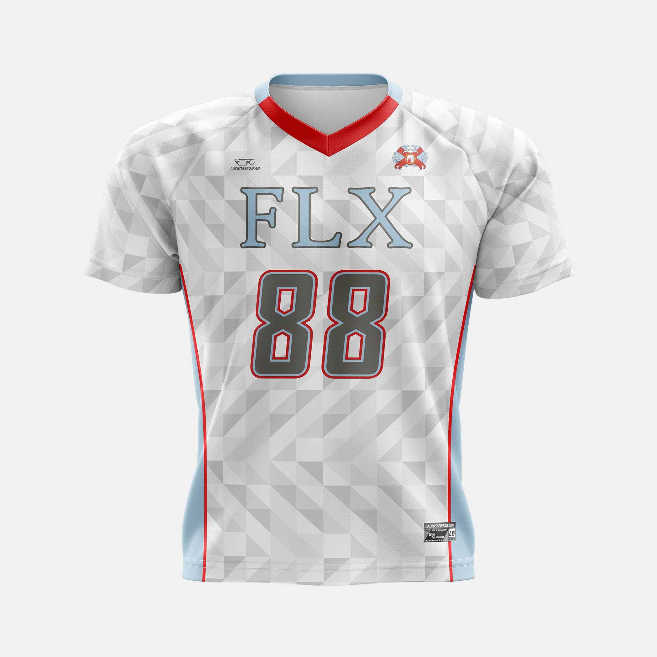 Prototype Jersey White Front